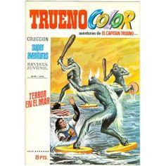 Bruguera. Trueno color. 153.