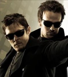 Boondock Saints - Reedus (Murphy) and Flanery (Connor)