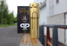 Prey Limited Edition Flashlight Mech – qp Design Ohms Law, Vaping, Flashlight, Design, Electronic Cigarette, Electronic Cigarettes