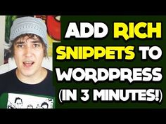 Make your site stand out in Google with rich snippets... http://www.lazyassstoner.com/how-to-add-eye-catching-rich-snippets-to-wordpress/