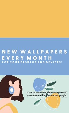Decorate your desktop and devices with new wallpapers every month with the help of Pop! Goes The Reader's Patreon! Gain immediate access to these and other rewards by pledging just $5! New Wallpaper, Book Review, Other People, The Help, Gain, The Creator, How To Become, Desktop, Wallpapers