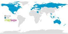 Countries I've Been To United States Guam Norway France Germany Swiss Italy Spain Finland Netherlands England Ireland Scotland Austria Poland Sweden Taiwan Korea Philippine Indonesia Thailand. Guernsey, Liberia, Andorra, Brunei, Fiji, Bolivia, Slovenia, Uganda, Finland