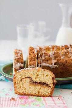 El mejor cake de canela que he probado | Cocinar en casa es facilisimo.com