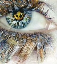 Golden Eye Makeup Ideas since Eye Makeup For Blue Green Eyes And Blonde Hair out Natural Eye Makeup For Brown Eyes And Tan Skin. Eye Makeup For Blue Eyes Black Dress Pretty Eyes, Cool Eyes, Beautiful Eyes, Crazy Eyes, Diamond Eyes, Look Into My Eyes, Art Original, Snow Queen, Ice Queen