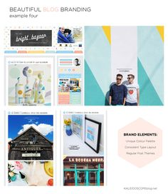 Brand-Your-Blog-Beautiful-Blog-Branding-Example-4-Bright-Bazaar-Kaleidoscope-Blog