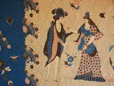 "Batik Pekalongan antique., ""Cindellera"""