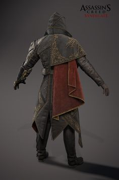 ArtStation - Assassin's Creed Syndicate - Jacob Outfit 07, Mathieu Goulet