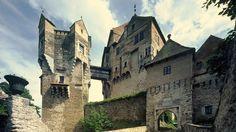 Pernštejn Castle - Constructed between 1270–1285.