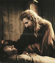 He is his big brother and he will look after him. I love how Fili is always there for him, just as Kili is always there for Fili. One of the many reasons I love the Durin family is because of the bond they share. They truly do care for one another.