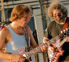 Bob and Jerry