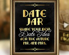 great gatsby themed party title - Google Search