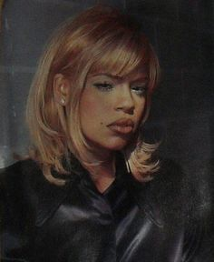 Faith Black Girl Aesthetic, 90s Aesthetic, 90s Hairstyles, Black Girls Hairstyles, Black Hair 90s, Mode Old School, Faith Evans, Vintage Black Glamour, Vintage Beauty