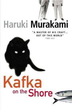 book cover of Kafka on the Shore by Haruki Murakami