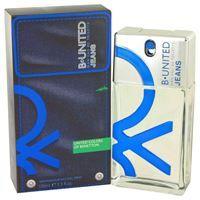 Show details for B United Jeans By Benetton Eau De Toilette Spray 3.3 Oz