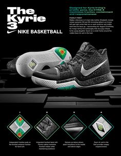 huge discount 22537 d50d8 Kyrie 3 - Price, Release Date And Official Nike Photos