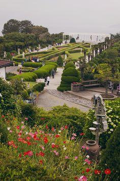 "Oedo Garden Island, or ""Oedo Botania"" (source)"