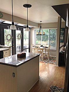 My kitchen ... Fresh and clean