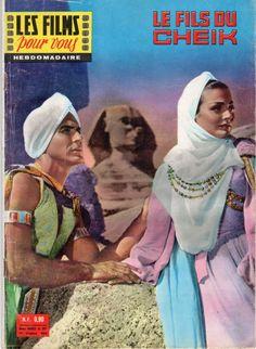 Desert Warrior - Les films pour vous Magazine Cover [France] (17 October 1960)