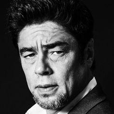 Benicio del Toro | by Jeff Vespa