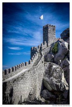 Castelo dos Mouros, Sintra WELCOME Enjoy Portugal Cottages and Manor Houses a…