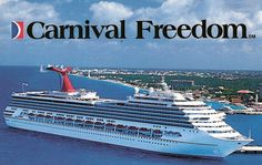 After A $70 Million Makeover, Carnival Freedom has become the third Carnival ship placed in year-round deployment from Galveston, Texas. Freedom will do four- and seven-day cruises to Mexico, the Caribbean and the Bahamas. Freedom joins the Carnival Triumph and Magic in Galveston.
