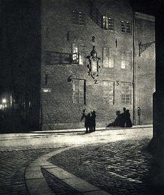 Niels Fischer - Neujahrsnacht [New Year's Eve], 1905