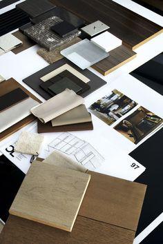 Hlne Et Olivier Lempereur Les Secrets Dune Love Story Made In Dco Mood Board InteriorMaterial BoardInterior Design