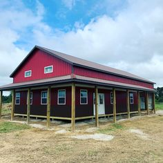 32x64 pole barn home. Post Frame Building, Building Code, Pole Barns, Pole Barn Homes, Frame Layout, Pole Buildings, Metal Siding, Market Price, Ohio