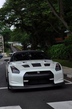 Nissan GTR Extreme-Modified