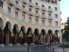 ELECTRA PALACE HOTEL-THESSALONIKI Palace Hotel, Hotel S, Wooden Flooring, Wood Paneling, Plush Carpet, Thessaloniki, Neoclassical, Hotels And Resorts, All Over The World