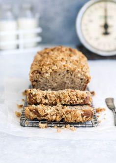 CHAI BANANA BREAD WITH CHAI STREUSELReally nice recipes. Every  Mein Blog: Alles rund um Genuss & Geschmack  Kochen Backen Braten Vorspeisen Mains & Desserts!