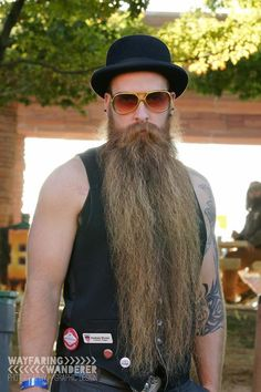 national beard | This is Andrew Shuler.2012 National Beard & Mustache Championships in ...