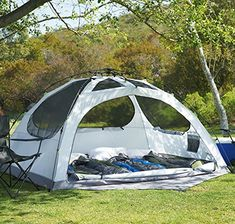 Lightspeed Outdoors Vermont 4 Person Camping Tent -- To view further for this item, visit the image link.