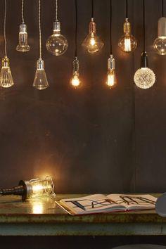 Lighting design from Merci Paris Home Lighting, Chandelier Lighting, Lighting Design, Industrial Lighting, Merci Paris, Deco Luminaire, Interior And Exterior, Interior Design, I Love Lamp