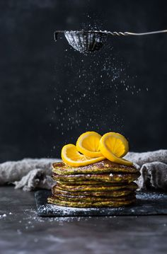 Lemon Poppyseed Pancakes! Whip up a batch of these glorious, fluffy, banana, lemon and poppyseed pancakes for the entire family or hey, you can make yourself a sneaky stack for yourself, I won't tell  These are banana pancakes but they're also filled with fresh lemon zest and lemon juice, which does slightly overtake the...