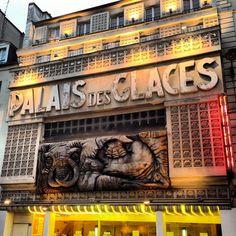 Palais des Glaces à Paris, Île-de-France