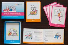 handreikingen hoe je gesprekken kunt voeren met kinderen over hun onderwijsbehoeften. de kernvraag is wat heeft dit kind nodig om zijn of haar doelen te bereiken. kaarten om het gesprek te ondersteunen