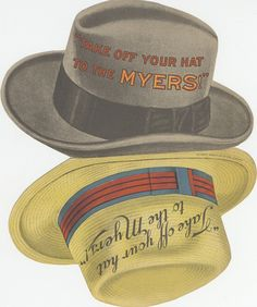 F.E. Myers & Bro. Co. trade card