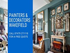 The Nearest Painter And Decorator. Eye For Detail, Wakefield, House, Decor, Decoration, Home, Decorating, Homes, Houses