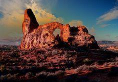Turret Arch... Sunrise
