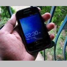 Samsung Galaxy Y Duos (Dual Sim) Rs-7500 Fixed