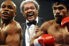 don king meme | Don King, Floyd Mayweather, Manny Pacquiao