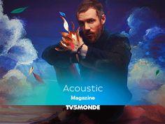 Retrouvez l'artiste Barcella qui présente son troisième album intitulé « Puzzle » dans votre émission Acoustic présentée par Sébastien Follin.
