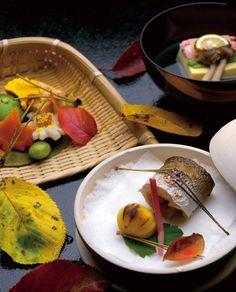 Japanese cuisine Food N, Good Food, Food And Drink, Japanese Kitchen, Japanese Food, Amazing Food Creations, Food Japan, Japanese Colors, Iron Chef