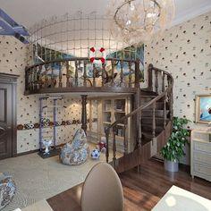 Kid's Room Idea Please Follow: +Creative Ideas
