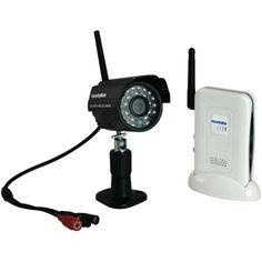 Lorex LW2731AC1 Add-On Security Camera for Lorex 7 LCD - Black