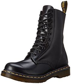 Dr. Martens Women's 1490 W 10 Eye Boot,Black Smooth,7 UK/9 M US Dr. Martens http://www.amazon.com/dp/B000NYDUX2/ref=cm_sw_r_pi_dp_SAU7wb1GYV7EH