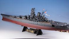 Battleship Yamato 1/350 Scale Model