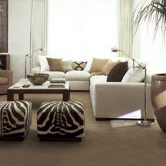 Modern Penthouse Sectional - Sofas / Loveseats - Furniture - Products - Ralph Lauren Home - RalphLaurenHome.com