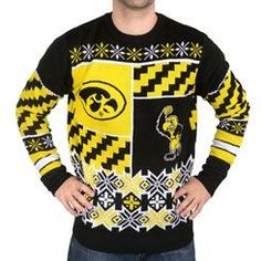 Unisex Pittsburgh Steelers Klew Black Thematic Crew Knit Ugly Sweater